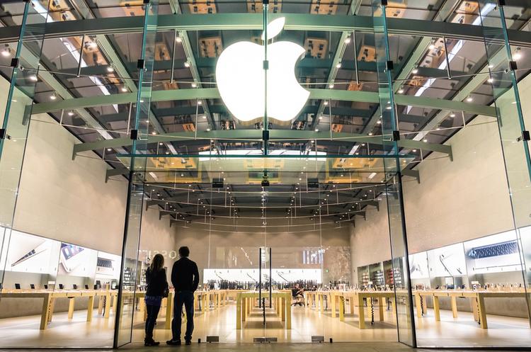 Квартальний прибуток Apple зріс на 12%