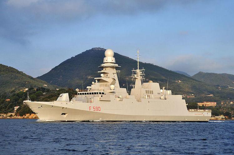 Катар купить в Італії 7 війських кораблів