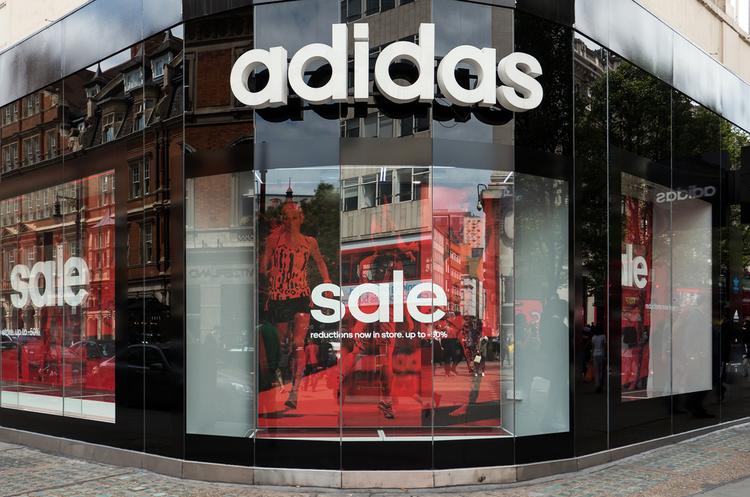 Прибутки Adidas зросли на 16% за ІІ квартал