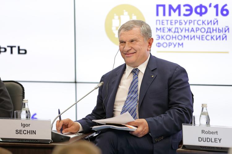 Глава «Роснєфті»: санкції ввели проти Трампа, а не проти Росії