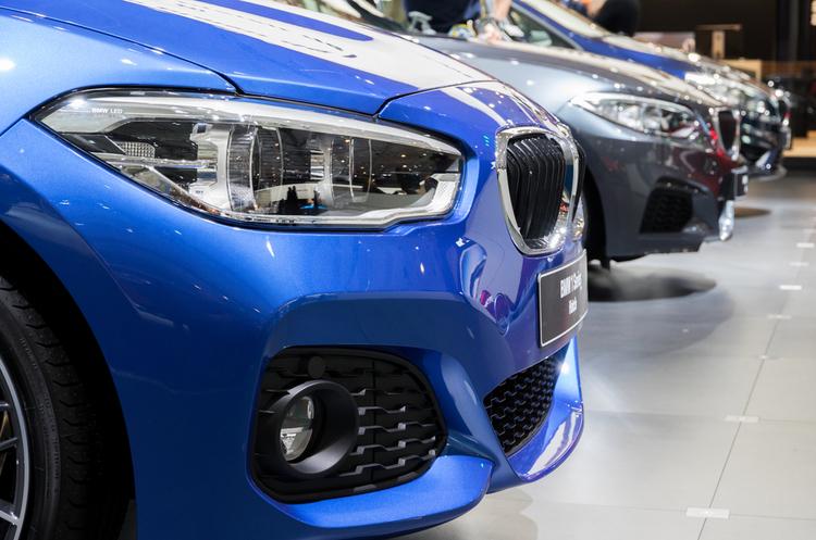 Прибутки BMW за ІІ квартал зросли на майже 8%
