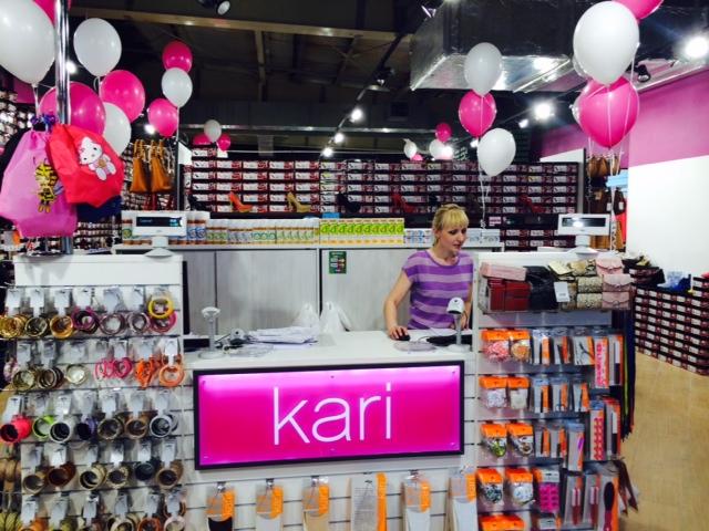 Мережа Kari йде з України