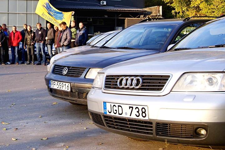 50 тисяч машин з іноземними номерами в Україні перебувають нелегально – ДФС