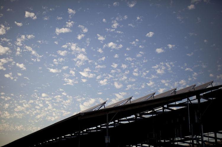 Маріупольский порт частково переходить на сонячну енергію