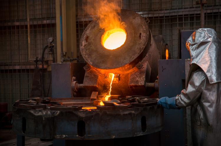 Надходження металургійних підприємств від експорту чорних металів зросли на 21,9%