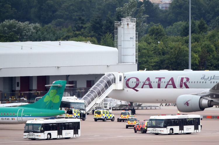 """""""Бориспіль"""" підписав контракт з """"Qatar Airways"""" про наземне обслуговування"""