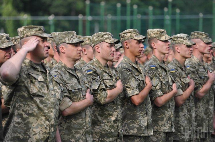 Сьогодні стартував позачерговий призов до української армії