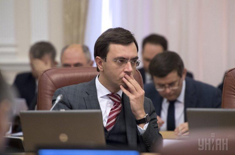 Омелян: реалізація проекту метро між Києвом та Борисполем займе не більше 2 років