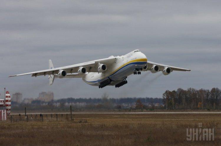 Українських авіабудівельників звільнили від мита на імпортні комплектуючі