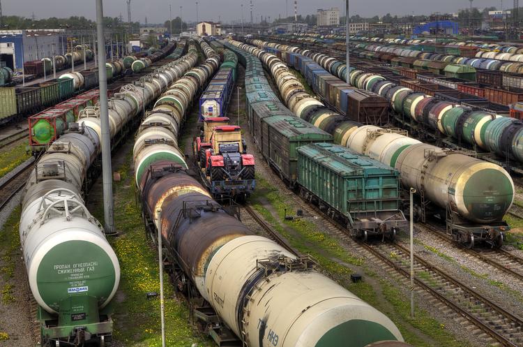 Рівень зносу вантажних вагонів Укрзалізниці досяг 90%