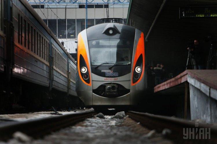 Інтерсіті+ запустить додаткові рейси маршрутом Київ-Одеса