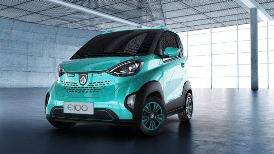 GM починає продаж найдешевшого електрокару в світі