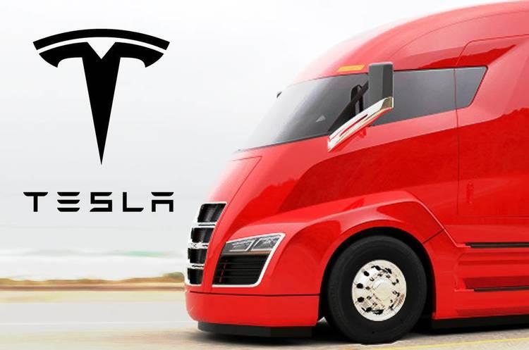 Прототип безпілотної вантажівки Tesla вже можна випробовувати