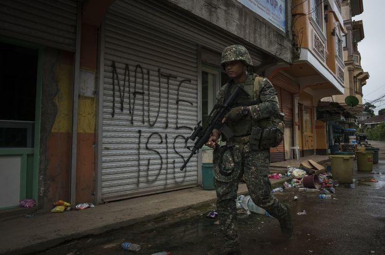 Пекло в Мараві: ІДІЛ переніс війну на Філіппіни