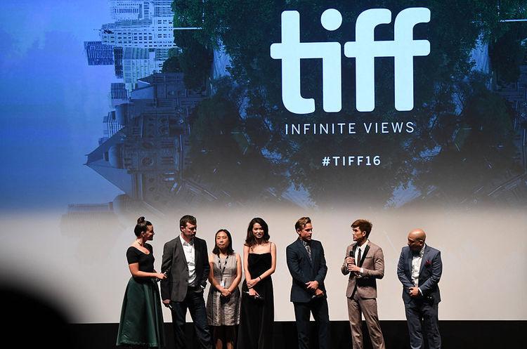 Україна вперше представить свою кіноіндустрію на Toronto International Film Festival