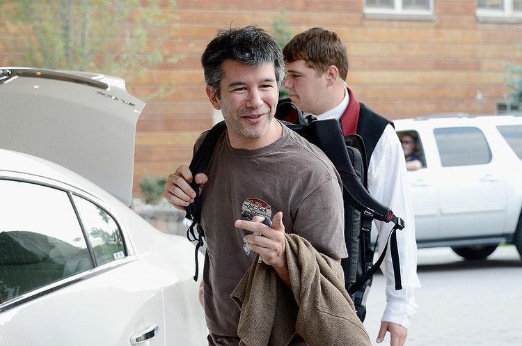 Benchmark подала в суд на колишнього директора Uber Тревіса Каланіка