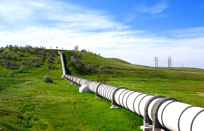 Транзит газу через Україну зріс на 10%