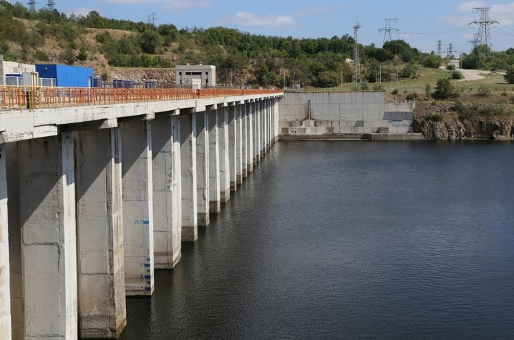 Через низький рівень води Ташлицька ГАЕС може зупинитися вперше за 14 років