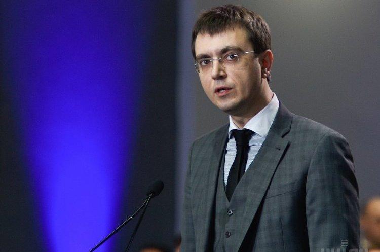 """Омелян вимагає звільнення заступників та керівників структурних підрозділів """"Укрзалізниці"""""""