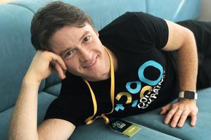 Засновник Couchsurfing: «Ми як підприємці хочемо створювати щось надзвичайне та поділяти наш запал зі світом»
