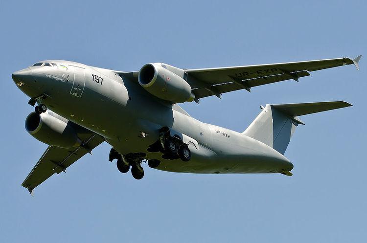 «Антонов» випустить щонайменше 70 літаків до 2022 року