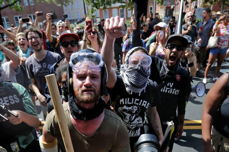 «Не вірю, що досі протестую проти нацизму»: події в Шарлоттсвіллі вразили всю Америку