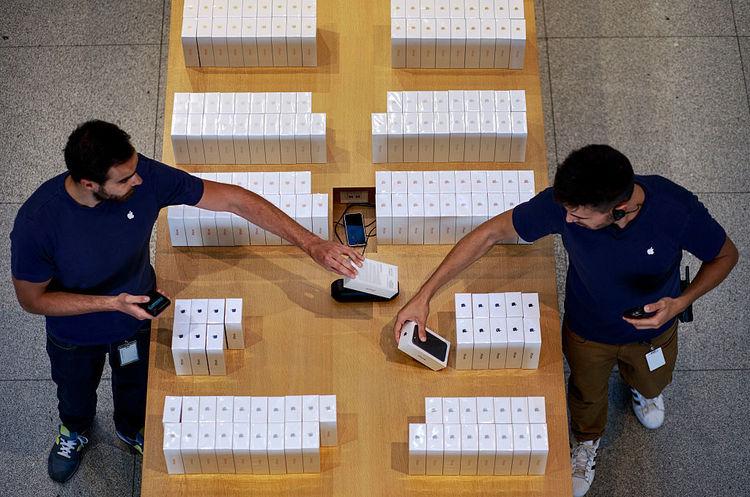 Apple зареєструвала в Україні власну торгову марку — Premium Reseller