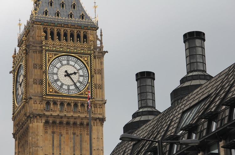 Лондонський Біг-Бен наступні 4 роки не буде бити у дзвони