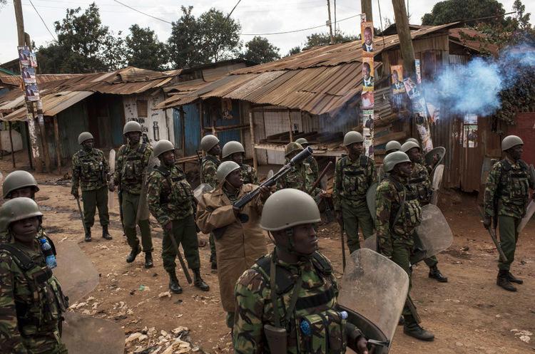Ситуація в Кенії загострюється: 6-місячна дитина померла від побоїв поліції