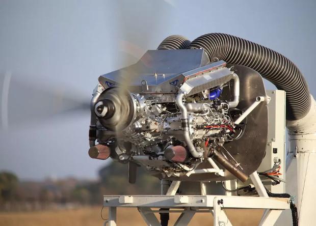 У США успішно протестували авіаційний двигун, який споживає на 45% менше палива