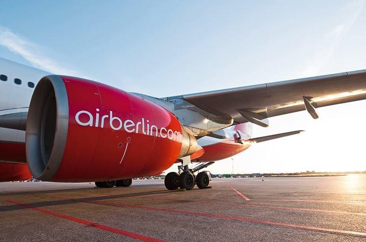 Німецька Air Berlin запустила процедуру банкрутства