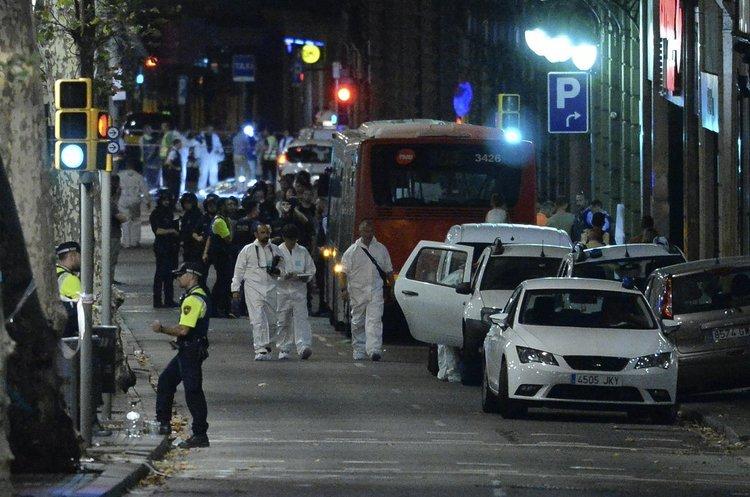 В Іспанії вночі стався другий теракт (ОНОВЛЮЄТЬСЯ)