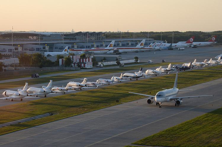 Аеропорт «Бориспіль» хоче побудувати ще одну злітно-посадкову смугу