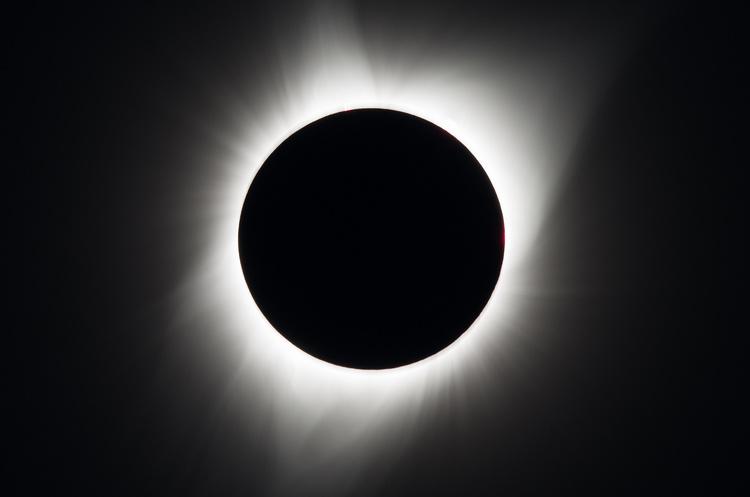 «Велике Американське Затемнення» - як це було (ФОТО, ВІДЕО)