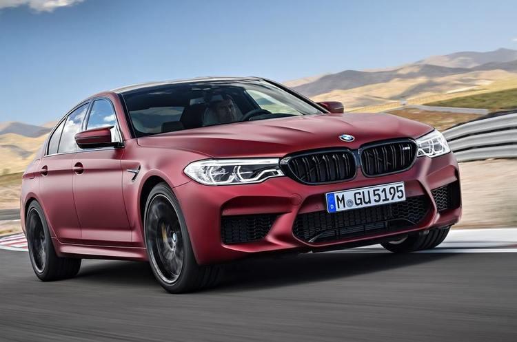 BMW показав екстремальний M5 нового покоління