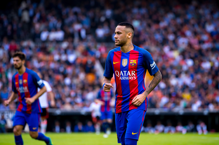 «Барселона» має намір відсудити у Неймара 8,5 млн євро за розірвання контракту