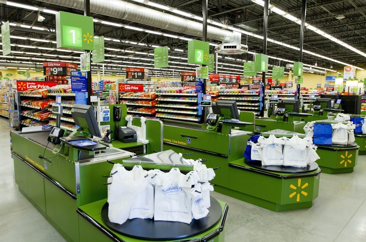 Wal-Mart з Google кидають виклик Amazon