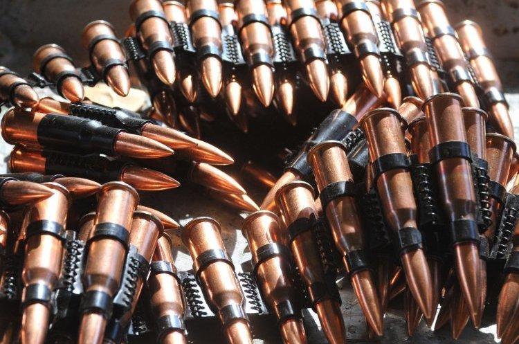 В Україні з'явиться завод боєприпасів