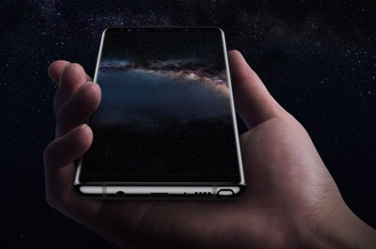 «Я хочу, ти хочеш, він хоче»: Samsung представив новий смартфон Galaxy Note 8 (ВІДЕО)