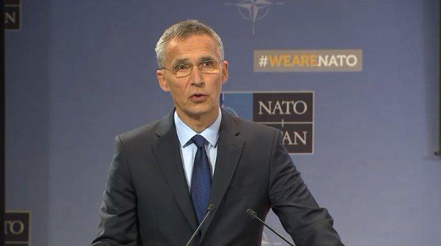 НАТО уважно стежитиме за військовими навчаннями Росії