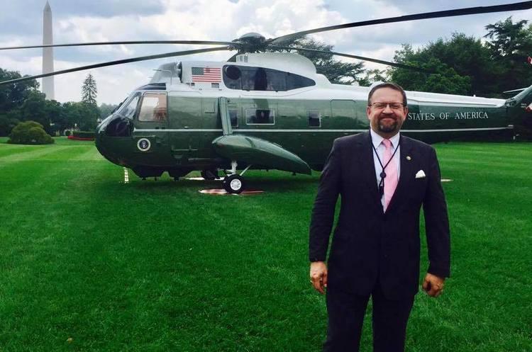 Трамп звільнив впливового радника з нацбезпеки Себастьяна Горку