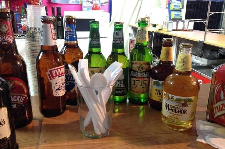 На фестивалі в Іспанії росіяни презентували львівське пиво як російський продукт