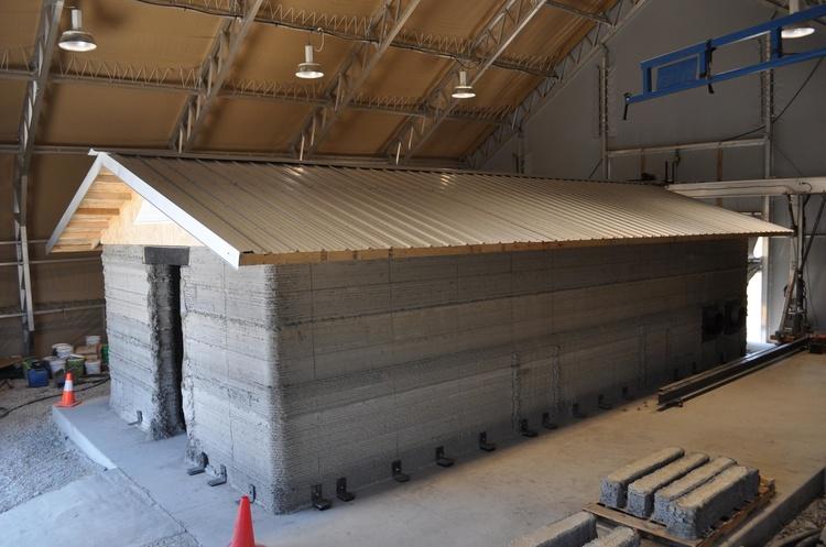Військові США друкують собі казарми в 3D лабораторіях (ВІДЕО)