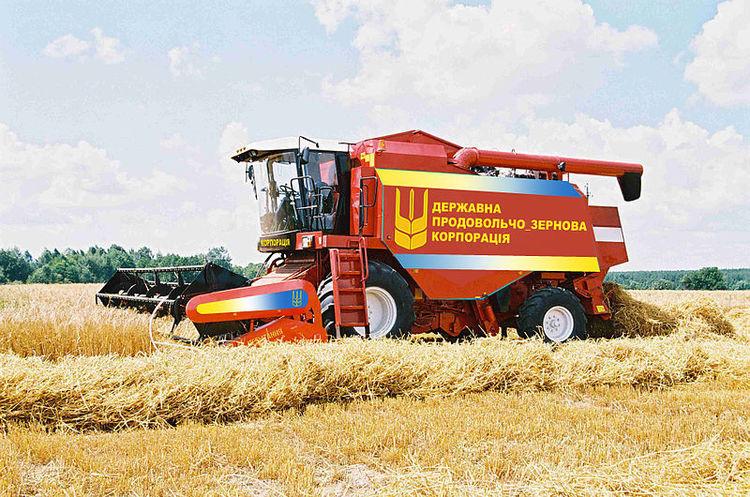 Державна продовольчо-зернова корпорація України збільшила експорт на 46%