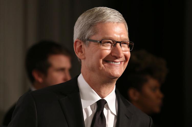 Генеральний директор Apple продав акцій на $43 млн