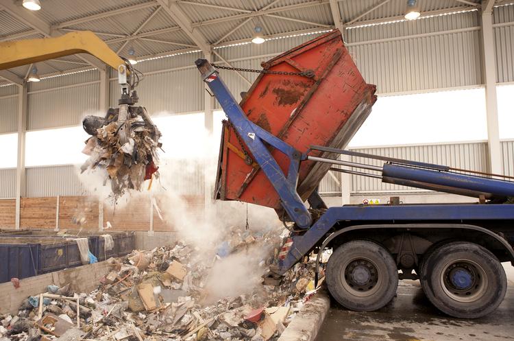 Українсько-німецька компанія на Полтавщині вироблятиме електроенергію зі сміття