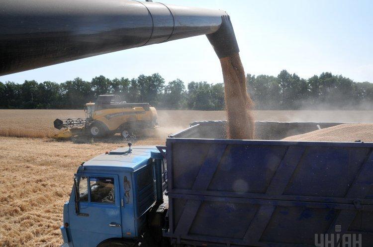 ДПЗКУ відвантажила китайській компанії понад 700 000 тонн зернових