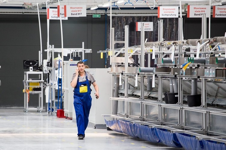 На Львівщині запрацювала I черга заводу з виробництва електричних кабелів для BMW