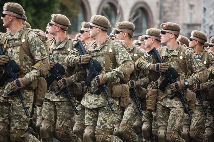 Збройні Сили України увійшли в ТОП-30 найкращих армій світу