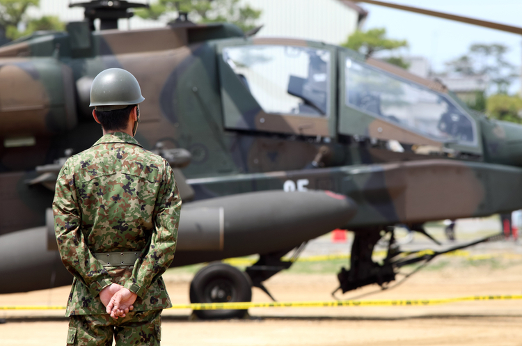 Великобританія та Японія співпрацюватимуть у галузі оборони